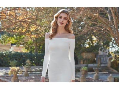 Elegancia de la cabeza a los pies: El escote de vestido de novia perfecto