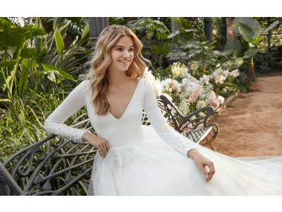 Discover The Wedding Dress Trends For 2021