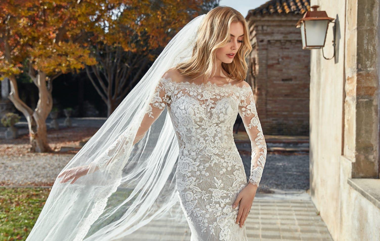 ¿Cuál es el corte prefecto para tu vestido de novia?